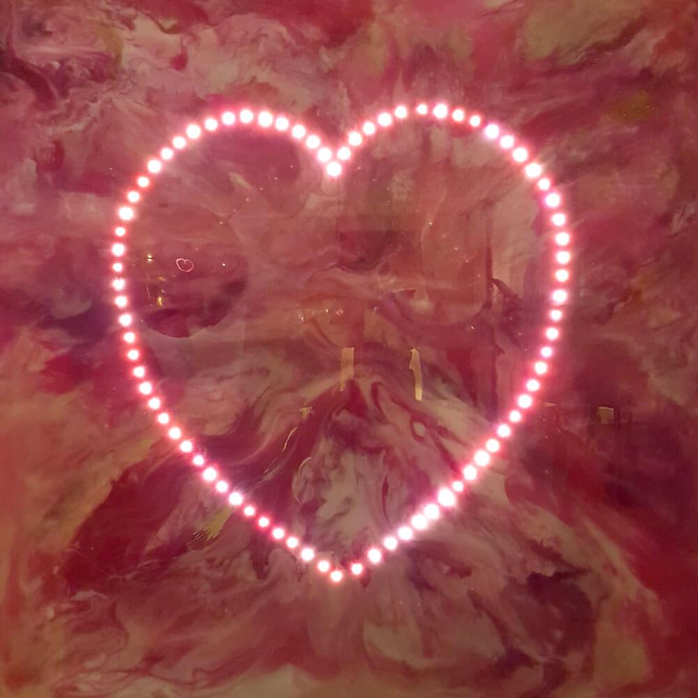 LvW Bright Art Resin epoxy art
