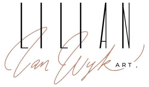 Logo Lilian van Wijk Art